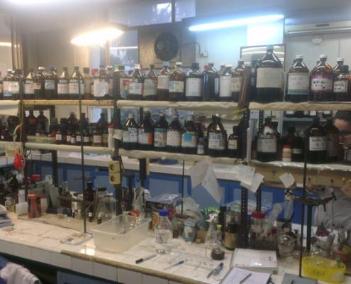 Laboratorio de Química Orgánica 1