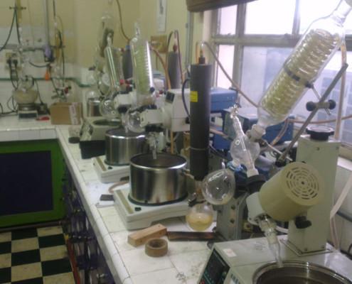 Laboratorio de Química Orgánica 3