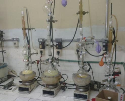 Laboratorio de Química Orgánica 4