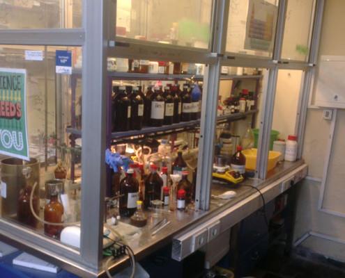 Laboratorio de Química Orgánica (Akira Suzuki)