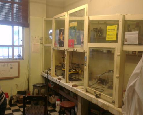 Laboratorio de Química Orgánica (Viktor Grignard)