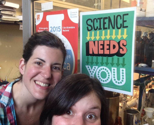 Science Needs You !